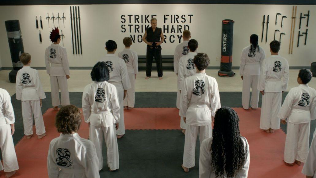 Cobra Kai Season 3 Brings The Karate Kid Sequels Back into the Dojo: Review