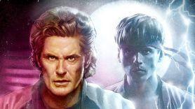 David Hasselhoff Kung Fury 2