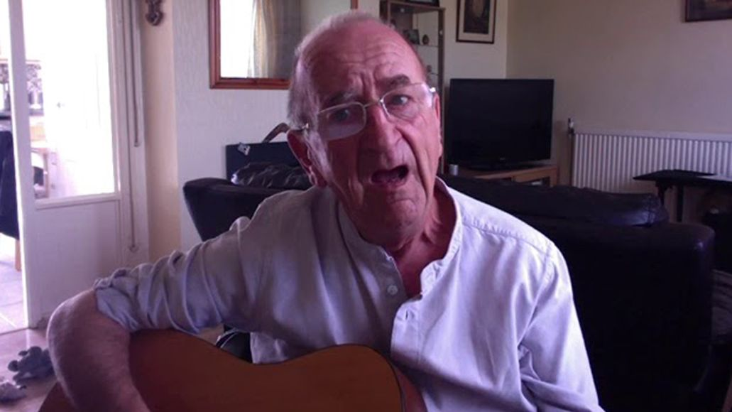 Old Dude Covers Slipknot