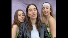 HAIM, photo via YouTube