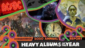 Top Heavy Albums 2020