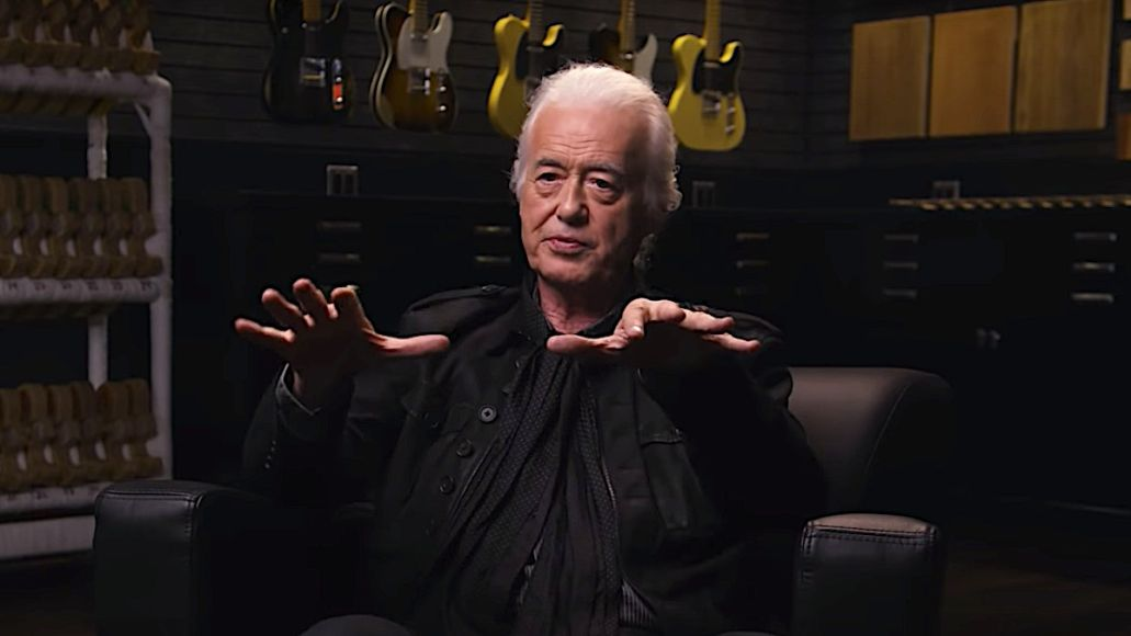 Jimmy Page urges fair pay