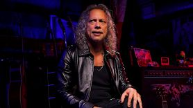 Kirk Hammett Reflects on Metallica Career