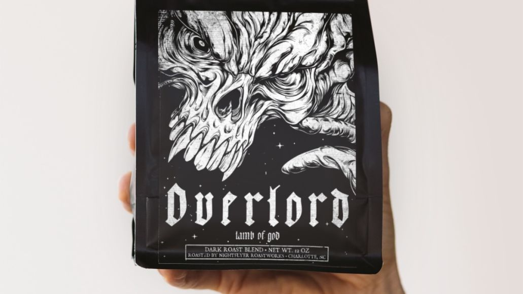 Lamb of God Overlord Coffee