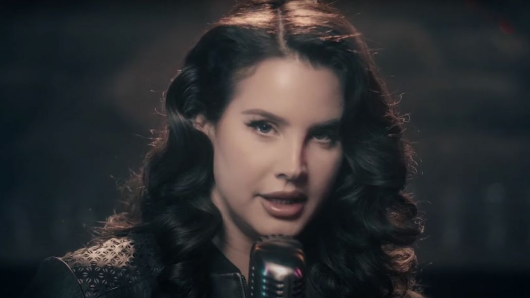 Lana Del Rey on Fallon