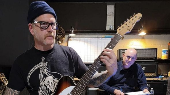 Mastodon Tap Tool Producer for Next Album