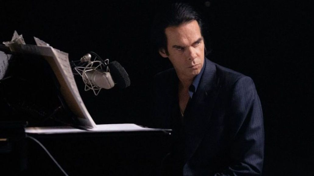 Nick Cave Says Nobody's Bought His Erotic Wallpaper