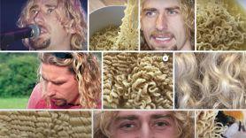 Nickelback Google Photos Commercial