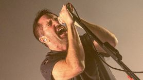 Nine Inch Nails Trent Reznor Rock Hall