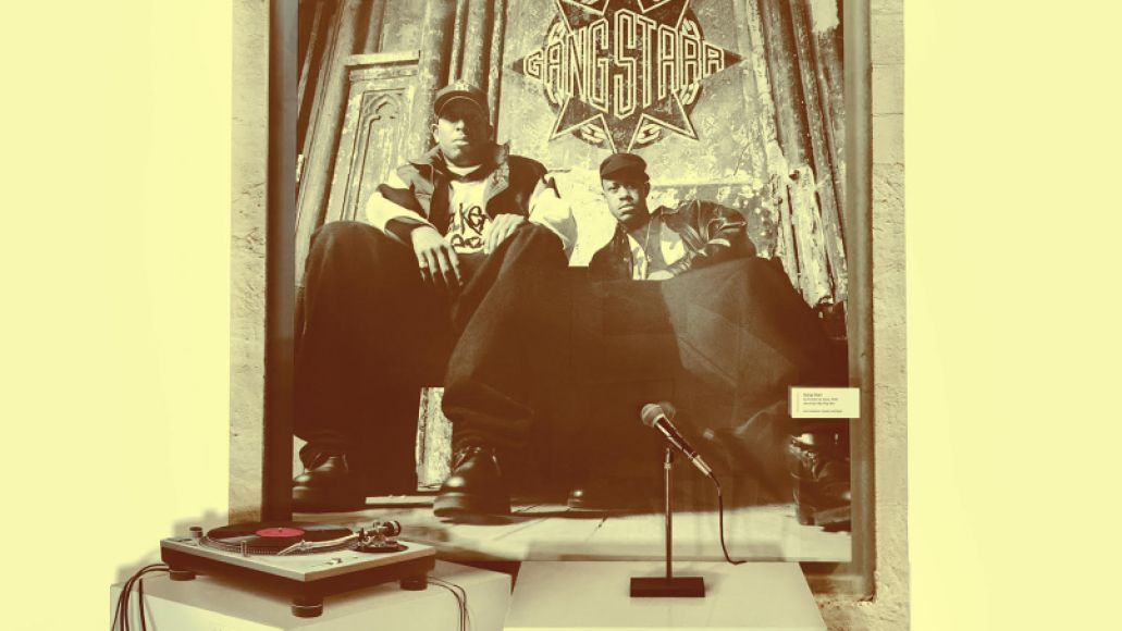OOTBY Instrumental Album Artwork Gang Starr Share New Posthumous Single Glowing Mic: Stream