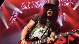 Slash Eyes 2021 Release for New Guns N' Roses Music