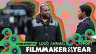 "Filmmaker of the Year Steve McQueen: ""All We Have Is Our Morality and Our Sense of Justice""*"