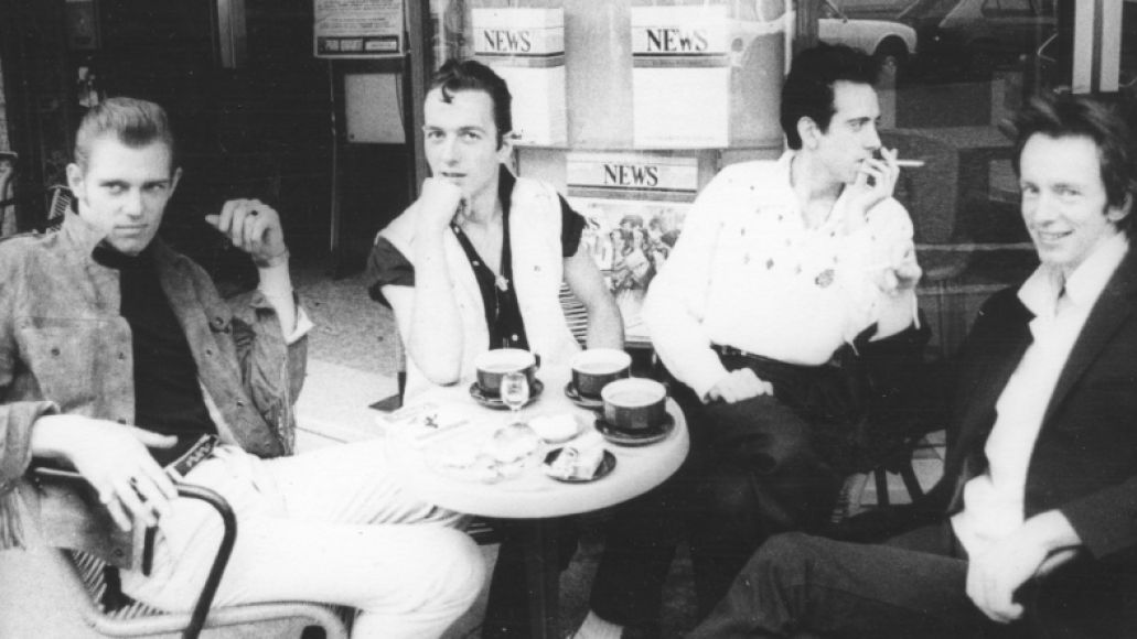 "An Oral History of The Clash's ""The Magnificent Seven"""