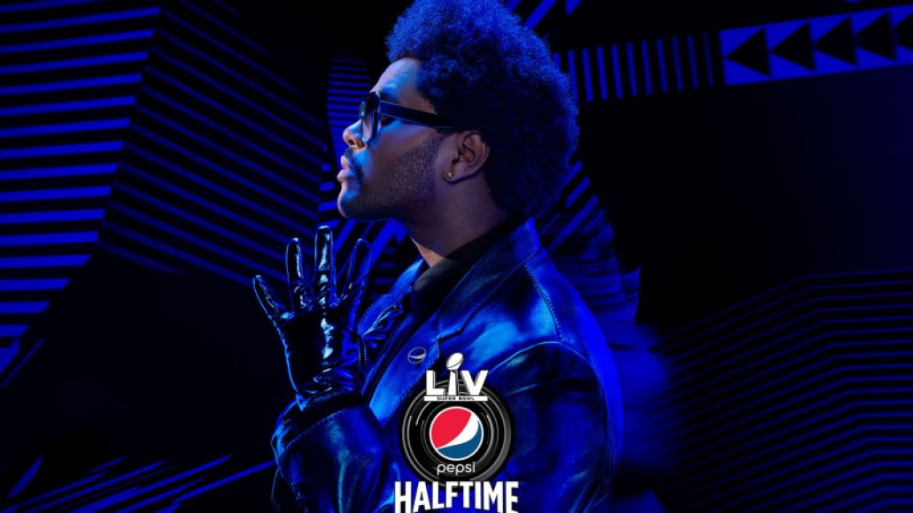 The Weeknd Pepsi Halftime Show