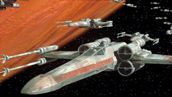X Wing Fighter