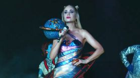 Zooey Deschanel as Katy Perry