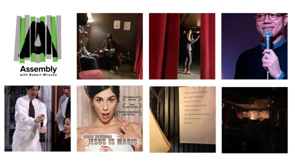 David Cross on How Feedback Informs Standup Comedy