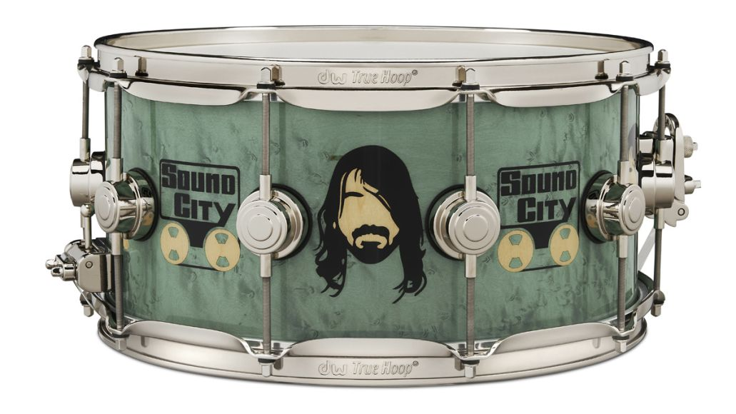 Dave Grohl Snare Drum