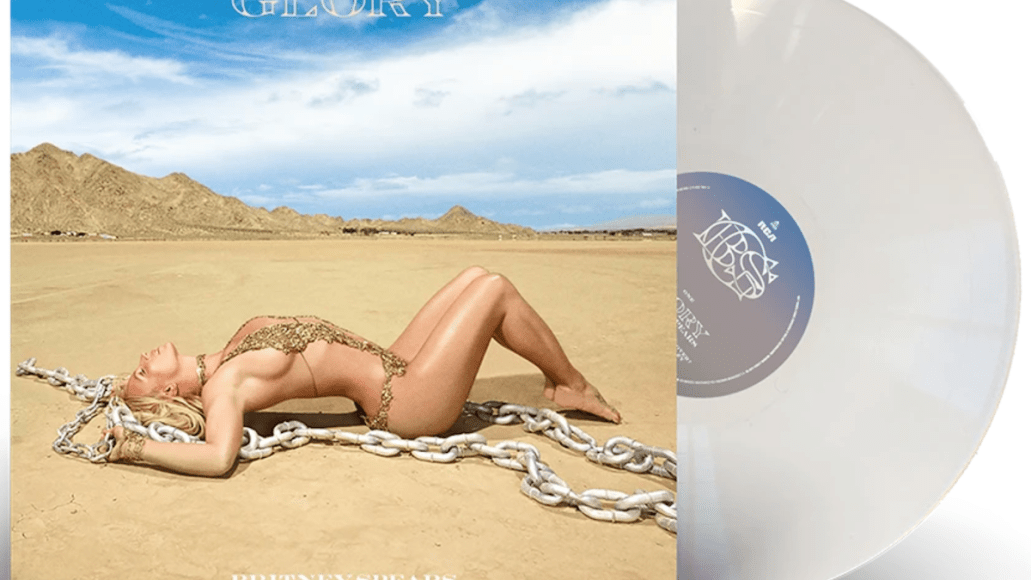 glory deluxe vinyl edition 2020 Britney Spears Celebrates Birthday by Sharing Unreleased Song Swimming in the Stars: Stream