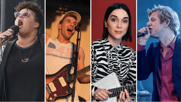 jack antonoff the ally coalition talent show seventh annual livestream brittany howard spoon st vincent