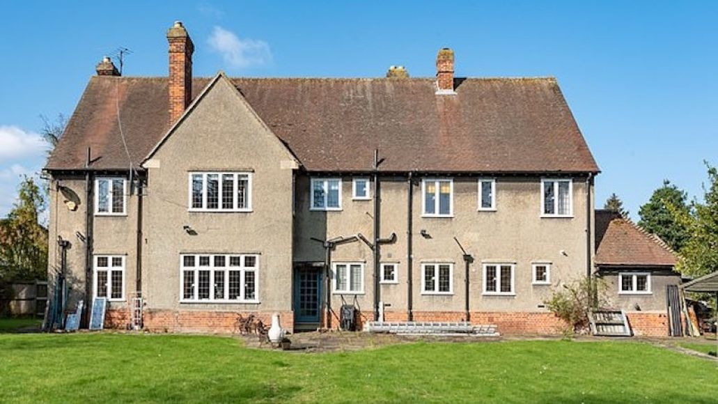 J.R.R. Tolkien's house in Oxford