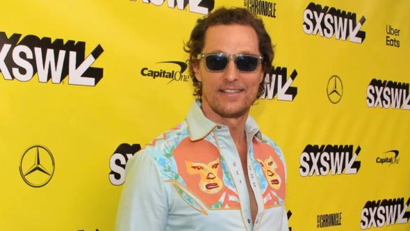 matthew McConaughey central left politics quotes russell brand