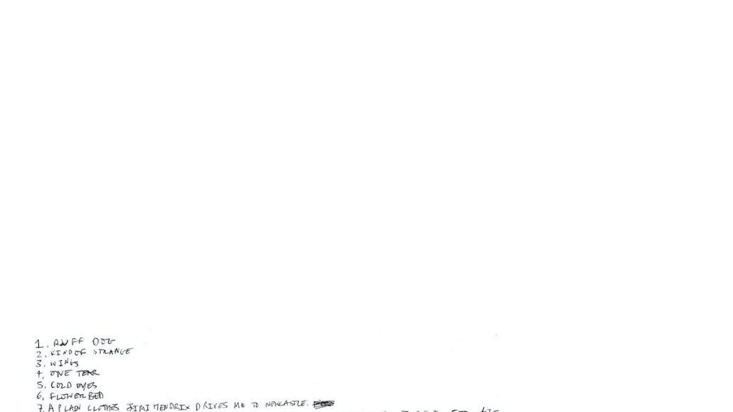 mica levi ruff dog album cover art Mica Levi Surprise Releases Debut Solo Album Ruff Dog: Stream