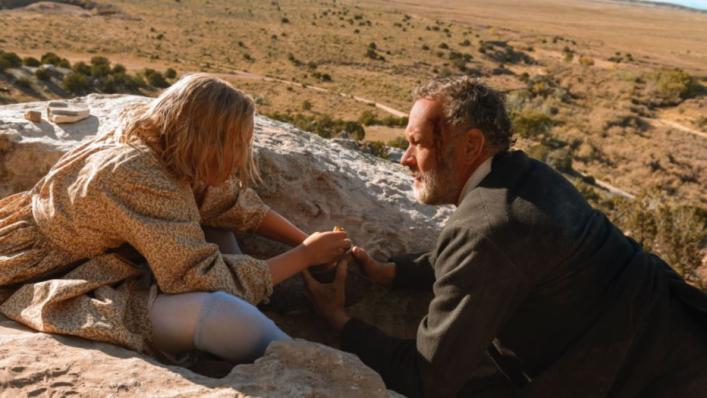 news News of the World Is a Solid Entry in the Tom Hanks Doing Dad Stuff Sub Genre: Review