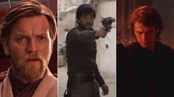 obi wan andor star wars series Hayden Christensen disney plus