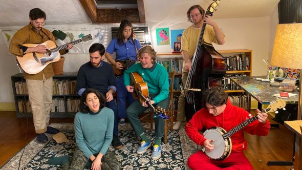 pinegrove amperland ny morning feature length film soundtrack Kenna Hynes