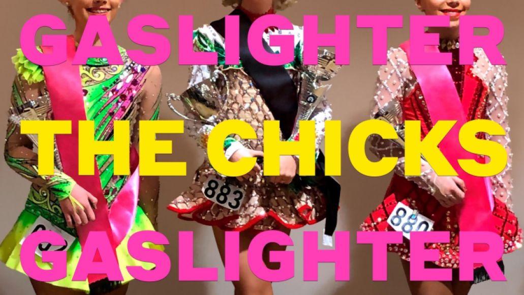 the chicks dixie gaslighter album cover artwork art