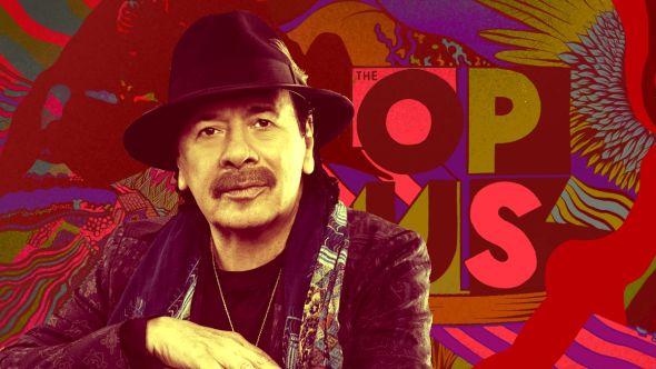 Charting the Influence of Santana