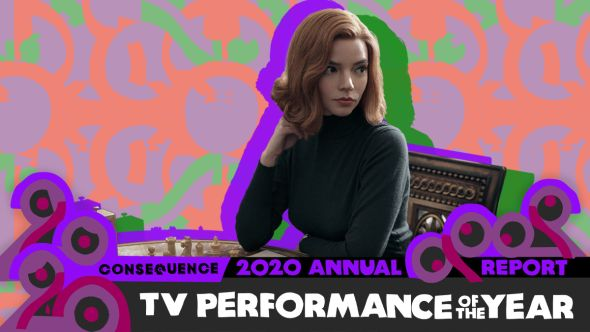 TV Performance of the Year Anya Taylor-Joy