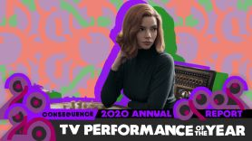 TV Performance of the Year Anya Taylor-Joy