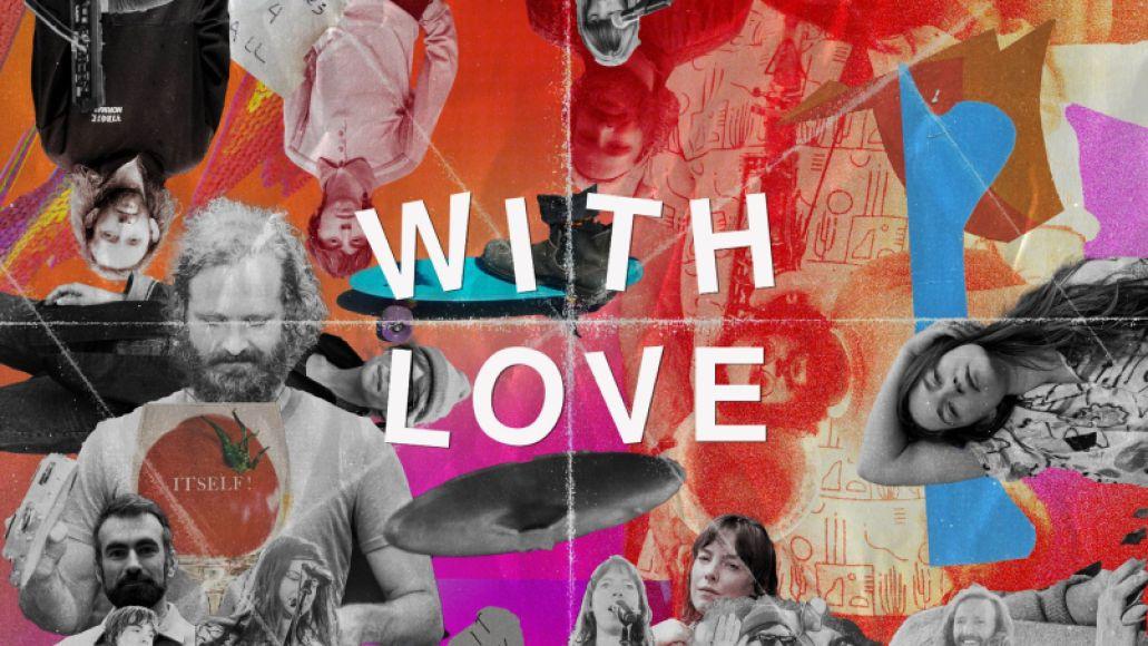Sylvan Esso - With Love EP