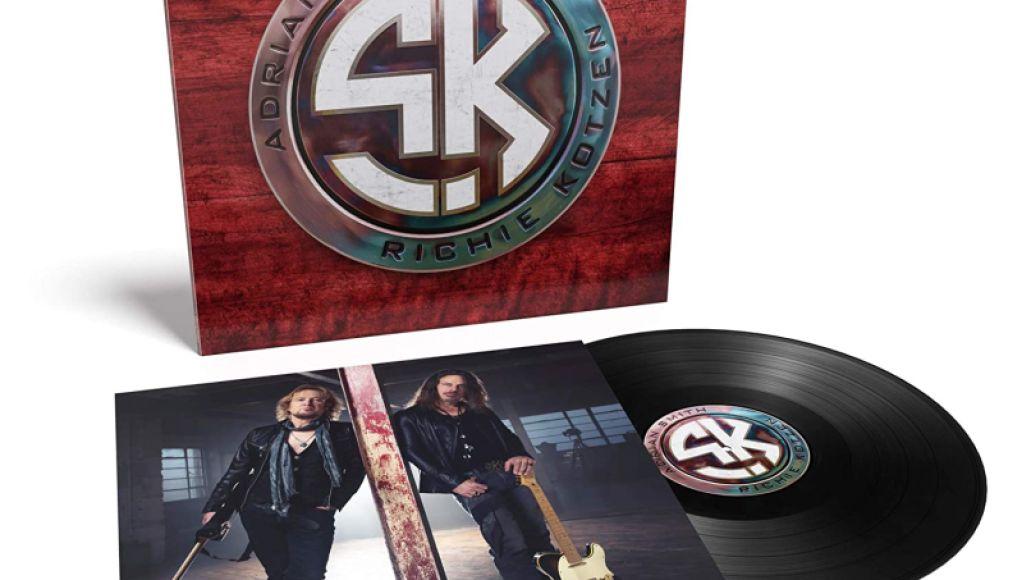81U LkqXGpL. SL1500  Adrian Smith (Iron Maiden) and Richie Kotzen Detail New Album, Share Taking My Chances Video: Watch