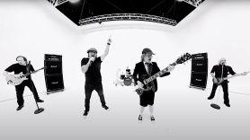AC/DC Realize video
