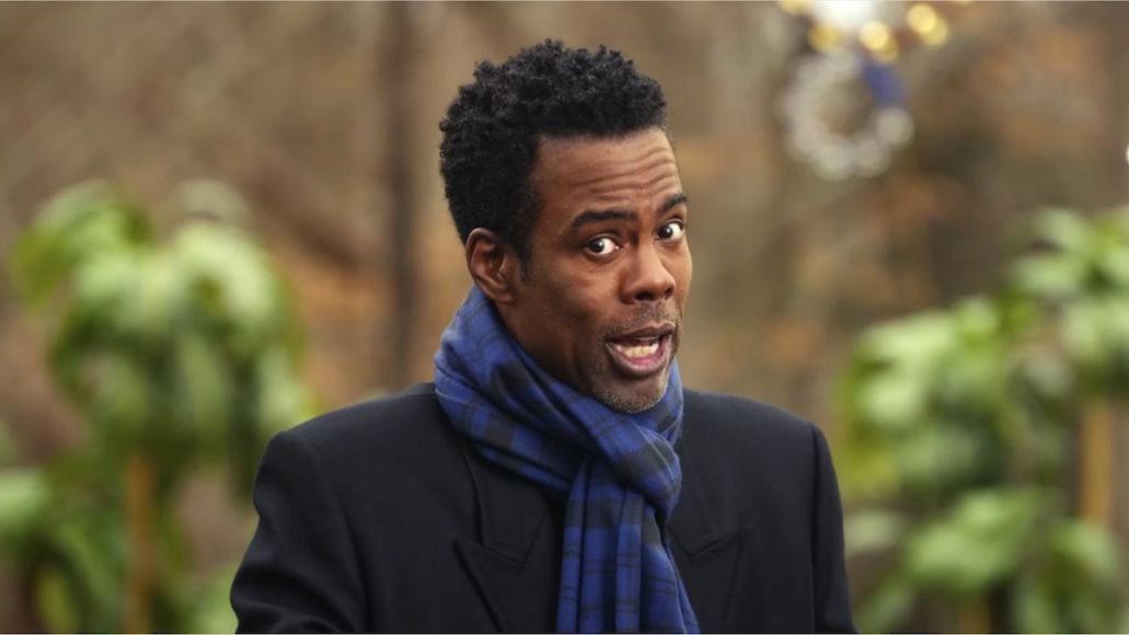 Chris Rock Tamborine extended cut new stand-up special (Netflix)