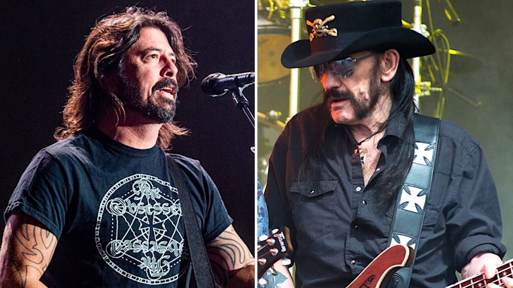 New Foo FIghters Song Honors Lemmy