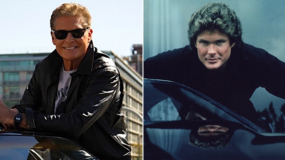 "David Hasselhoff: If New Knight Rider movie doesn't honor the TV series, ""They've hassled The Hoff"""