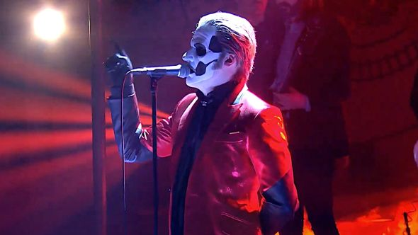 Ghost Tobias Forge and Hellacopters Rolling Stones cover