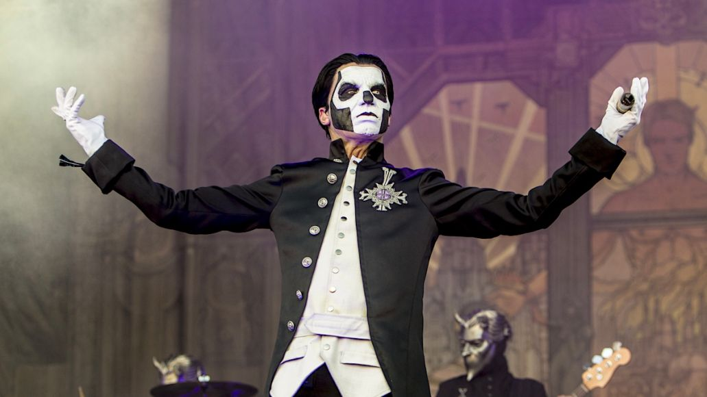 Ghost 30 Most Anticipated Metal + Hard Rock Albums of 2021