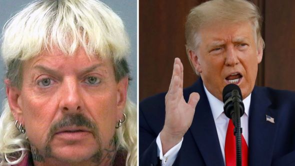 "Joe Exotic ""Too Innocent and Too Gay"" to Receive Trump Pardon"