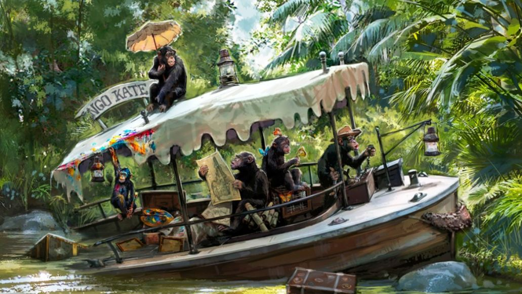 """Disney Changes Jungle Cruise Ride to Remove """"Negative Depictions"""" of Native Peoples"""