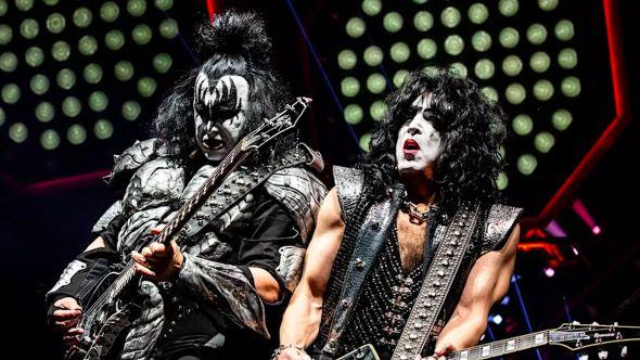 KISS Rock Is Dead