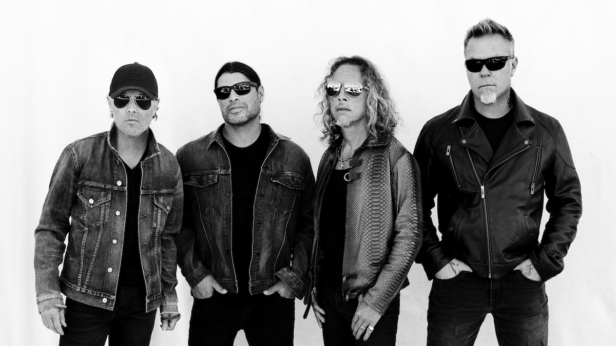 Metallica File Insurance Suit Against Lloyd's of London for Losses Suffered from Pandemic-Postponed Shows