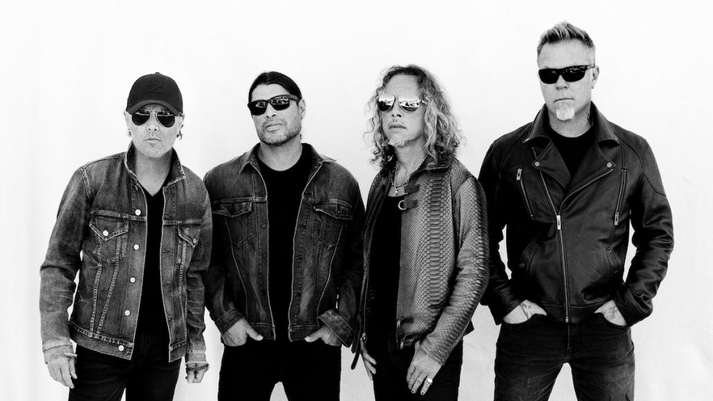 Metallica 30 Most Anticipated Metal + Hard Rock Albums of 2021