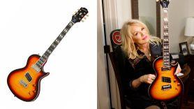 Nancy Wilson Gibson Fanatic Guitar