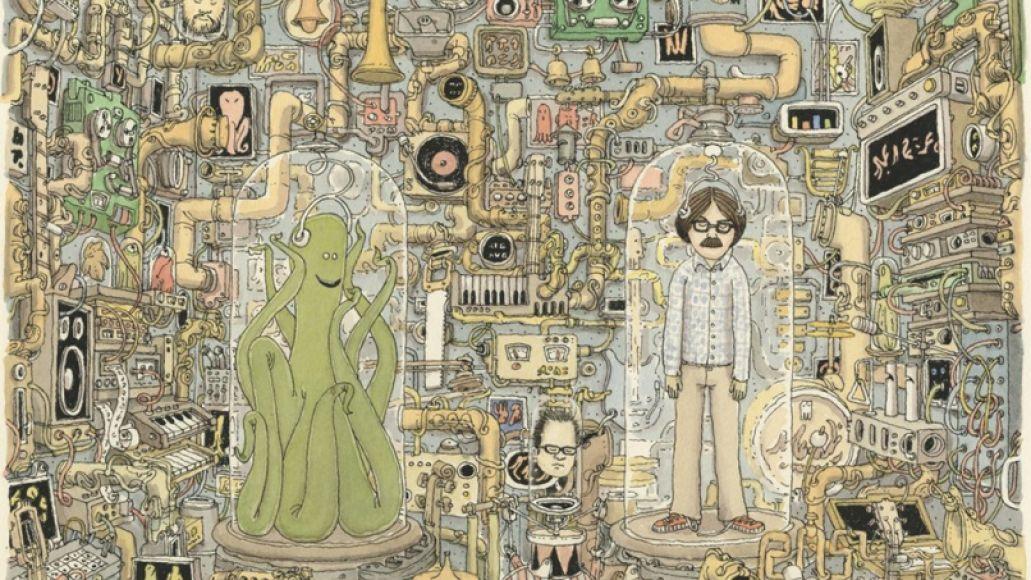 OK Human by Weezer album artwork cover art