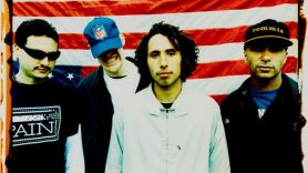 Rage Against the Machine, photo courtesy of band